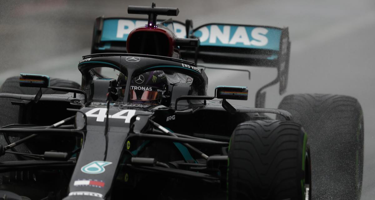 Grand Prix de Hongrie de F1 : 90e pole pour Hamilton, la grille de départ