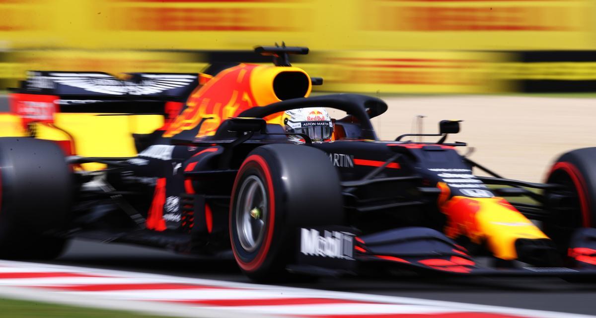 MotoGP - Grand Prix de Hongrie : le crash de Verstappen avant le départ en vidéo