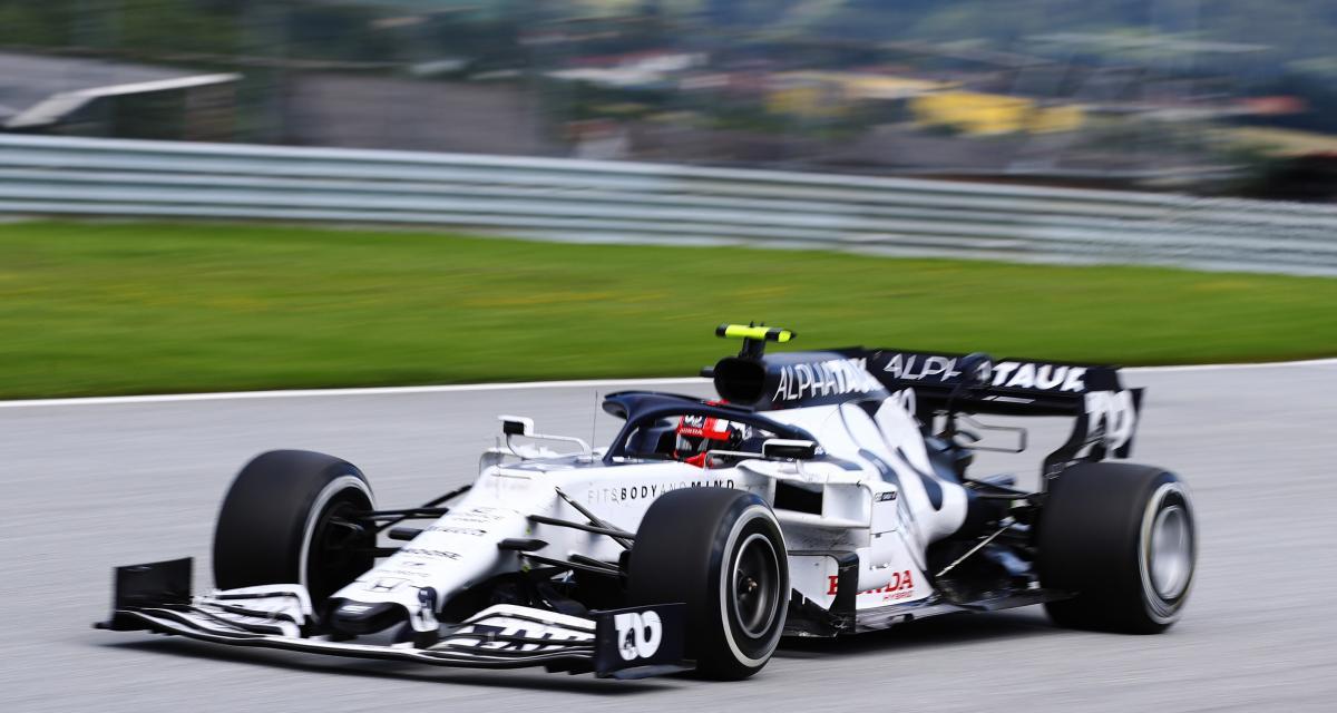 Grand Prix de Hongrie de F1 - Pierre Gasly après son abandon : «c'est chiant» (video)