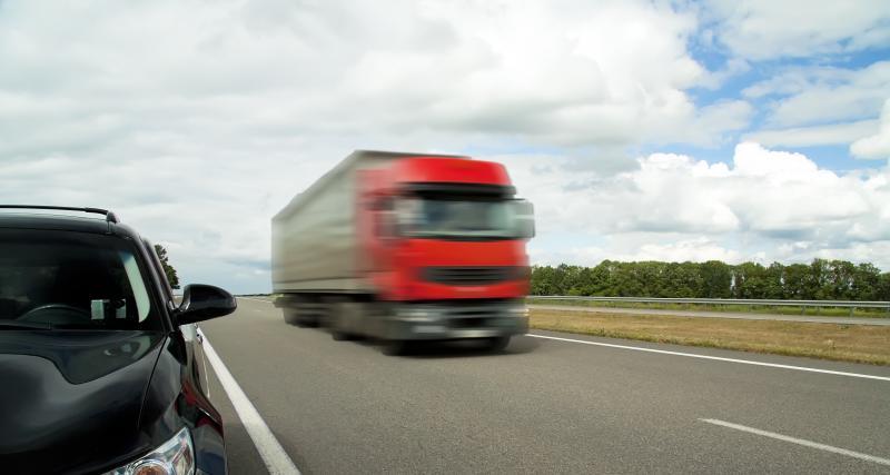 Rouler trop lentement sur l'autoroute : quel est le montant de l'amende ?