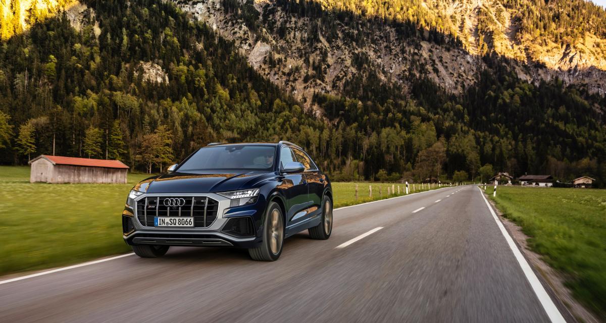 Audi SQ7 et SQ8 (2020) : une transition inattendue vers le sans-plomb