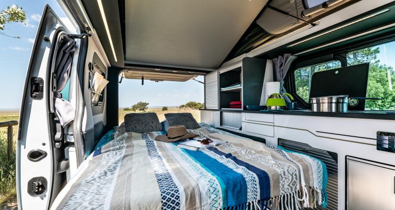 Couchages pour 4 personnes