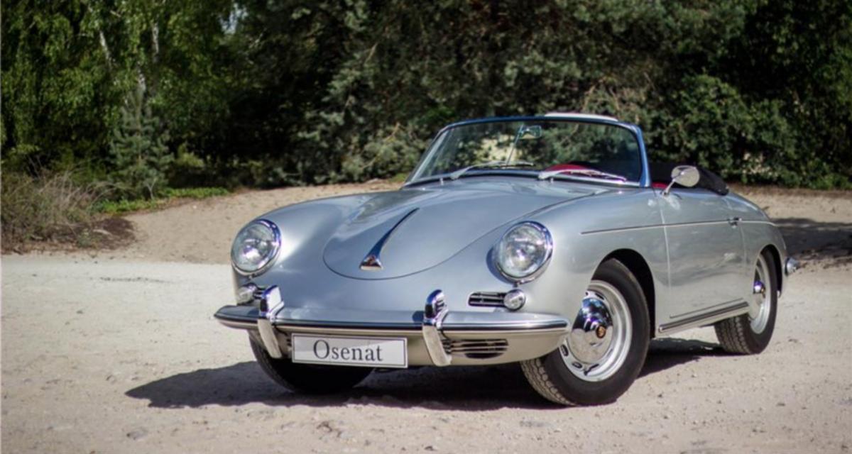 Automobiles de Collection : une belle sélection pour la vente Osenat du mardi 21 juillet