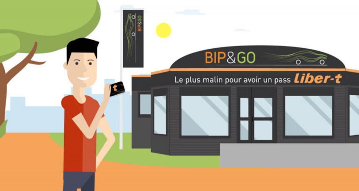 Bon plan : le badge de télépéage Bip&Go à partir de 1€ plus un an d'abonnement offert