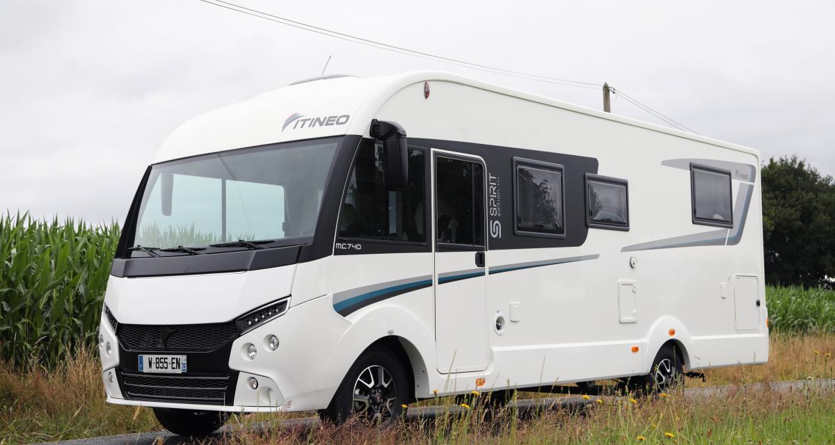 Camping-car Itineo 2021 : les prix des nouveaux modèles