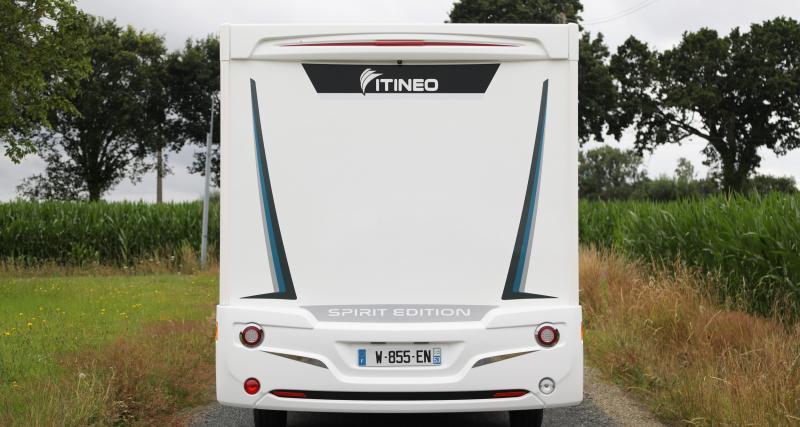 Les prix de la gamme 2021 Itineo