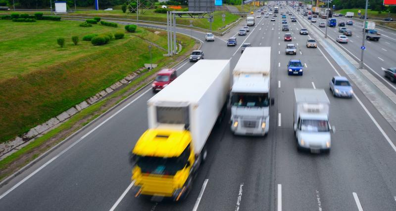 Autoroute - Non respect de la priorité sur une voie d'insertion : quelle amende risquez-vous ?