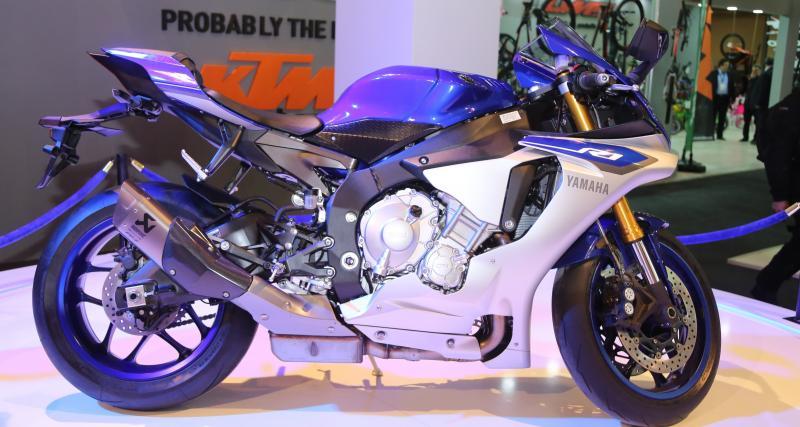Excès de vitesse à moto : flashés à 194 km/h en Yamaha R1 et Suzuki GSX-R1000R