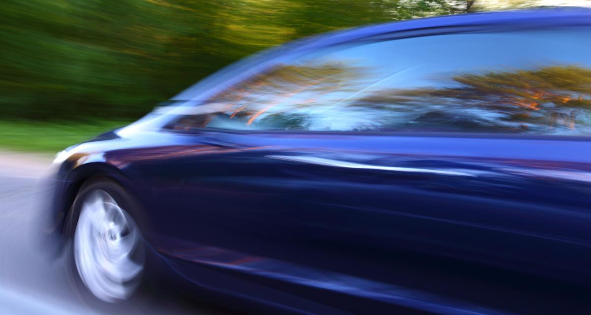 Il se fait capter à 131 km/h par les gendarmes : suspension du permis de conduire à la clé