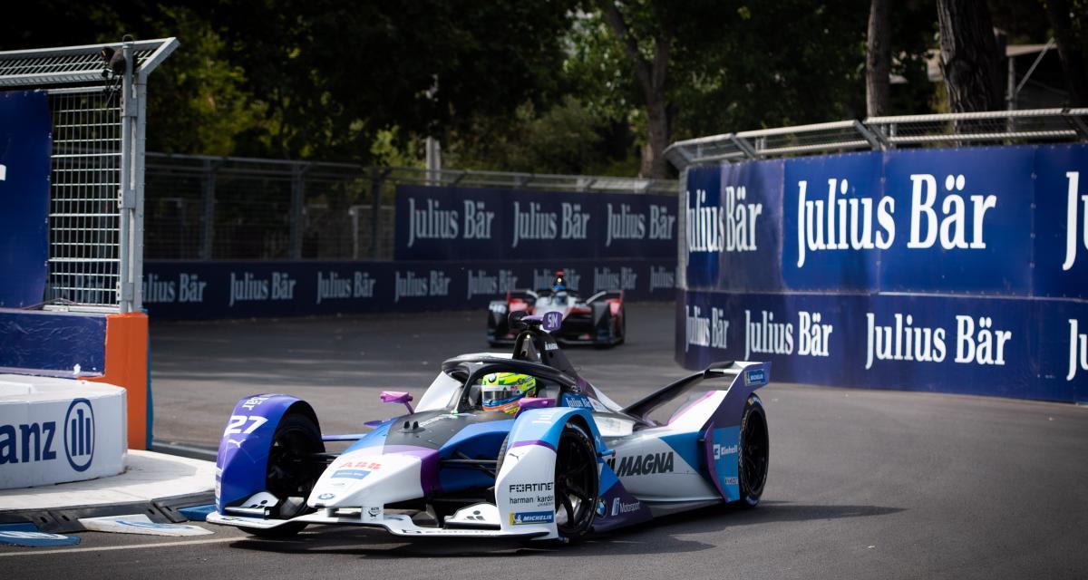 Formule E - trois tracés dévoilés pour la finale de la saison à Berlin