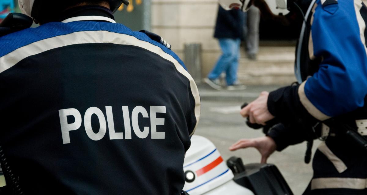 20 excès de vitesse en seulement une heure : la police nationale tire le gros lot