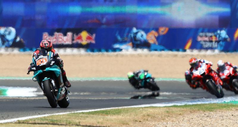 MotoGP - Grand Prix d'Andalousie : le programme TV