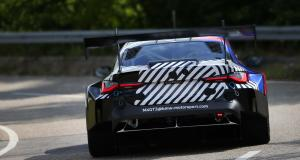 La BMW M4 GT3 entame une phase de développement cruciale en Allemagne