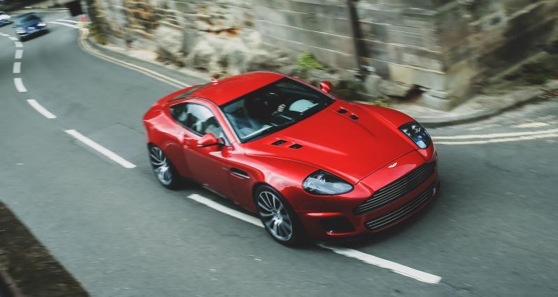Aston Martin Callum Vanquish 25 by R-Reforged : quand Ian Callum corrige sa propre création