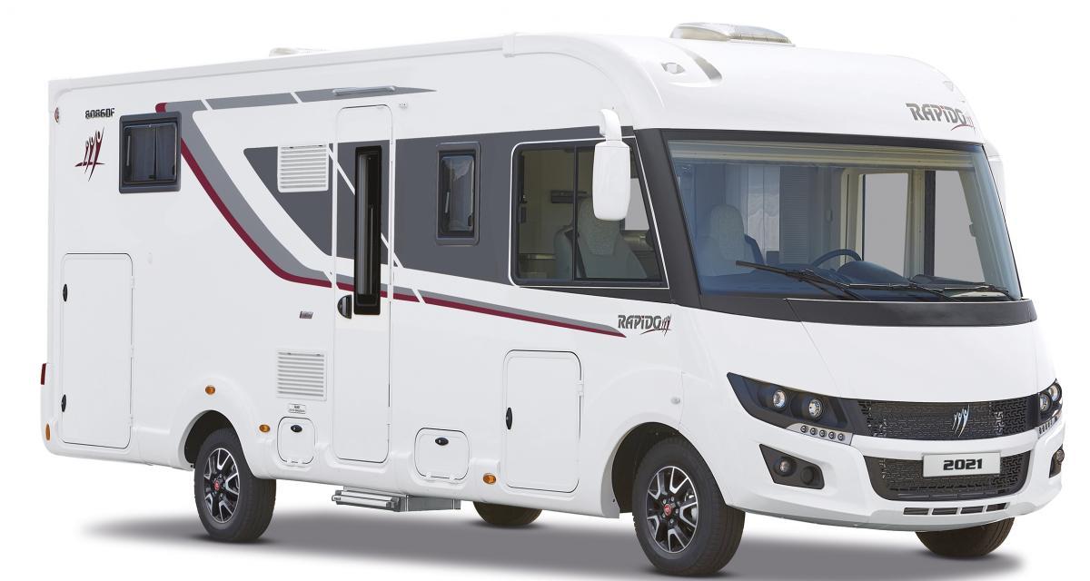 Rapido 8086dF Ultimate Line : le camping-car intégral ultime