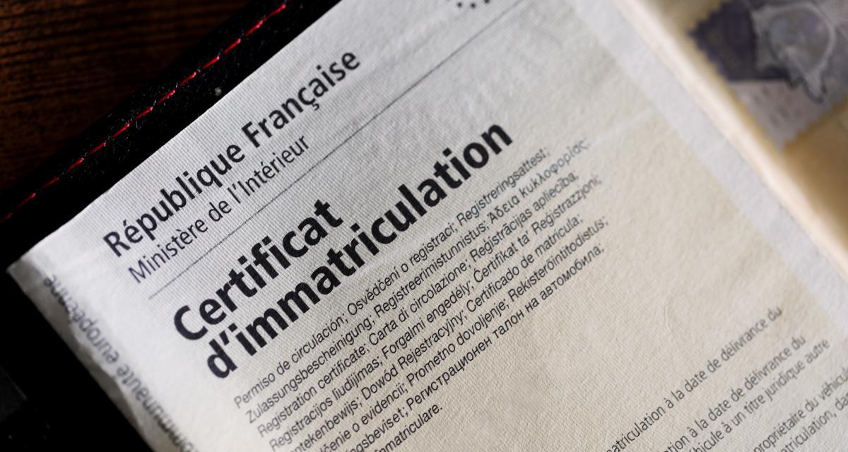 Nouveau propriétaire, délais, certificat provisoire… tout savoir sur le changement de carte grise