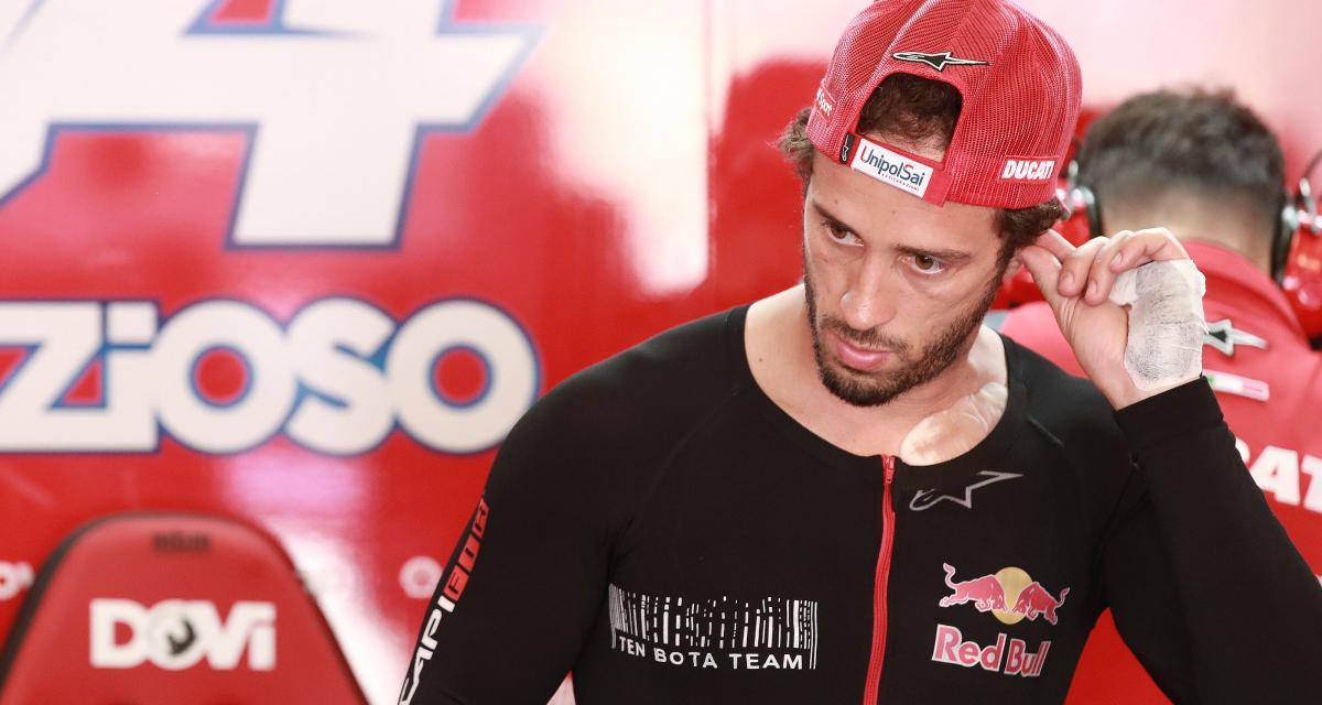 """MotoGP - Dovizioso avertit avant Jerez 2 : """"Il faut que l'on progresse"""""""