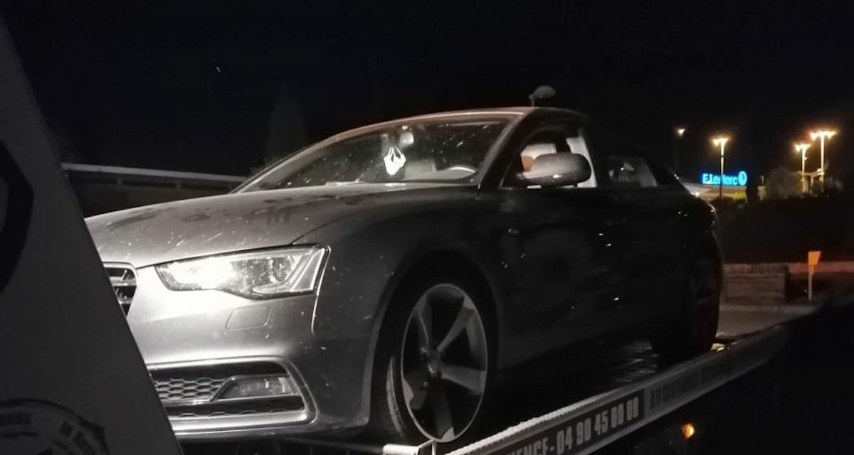 Fous du volant : sans permis et alcoolisé, il est stoppé par les gendarmes à 243 km sur l'autoroute