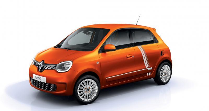 Renault Twingo Electric Vibes : une série limitée pétillante pour la citadine
