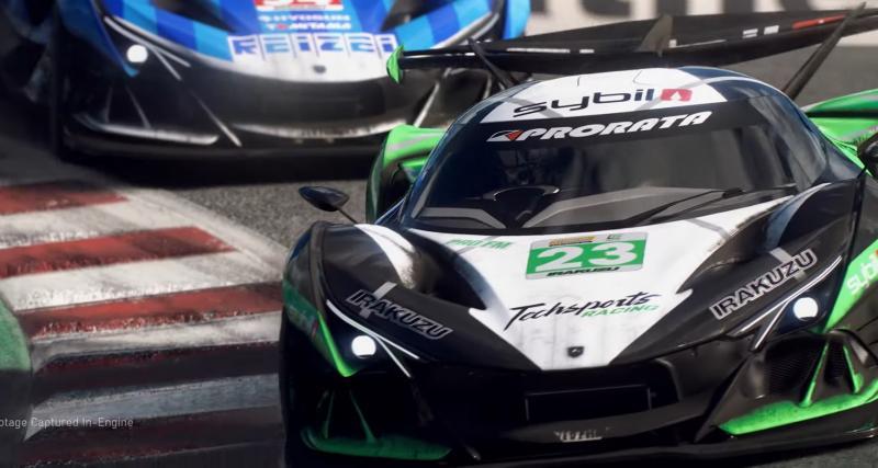 Forza Motorsport : le prochain opus dévoilé en vidéo sur Xbox Series X