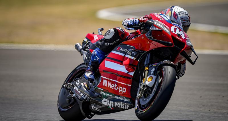 Qualifications du Grand Prix d'Andalousie de MotoGP : à quelle heure et sur quelle chaîne TV ?