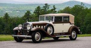 Cadillac V16 : le premier 16 cylindres sur une voiture de série