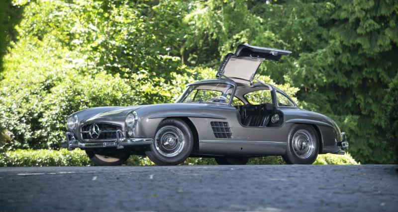 Artcurial Motorcars à Monaco : résultat de 7,2 millions d'euros avec la moitié des véhicules vendus