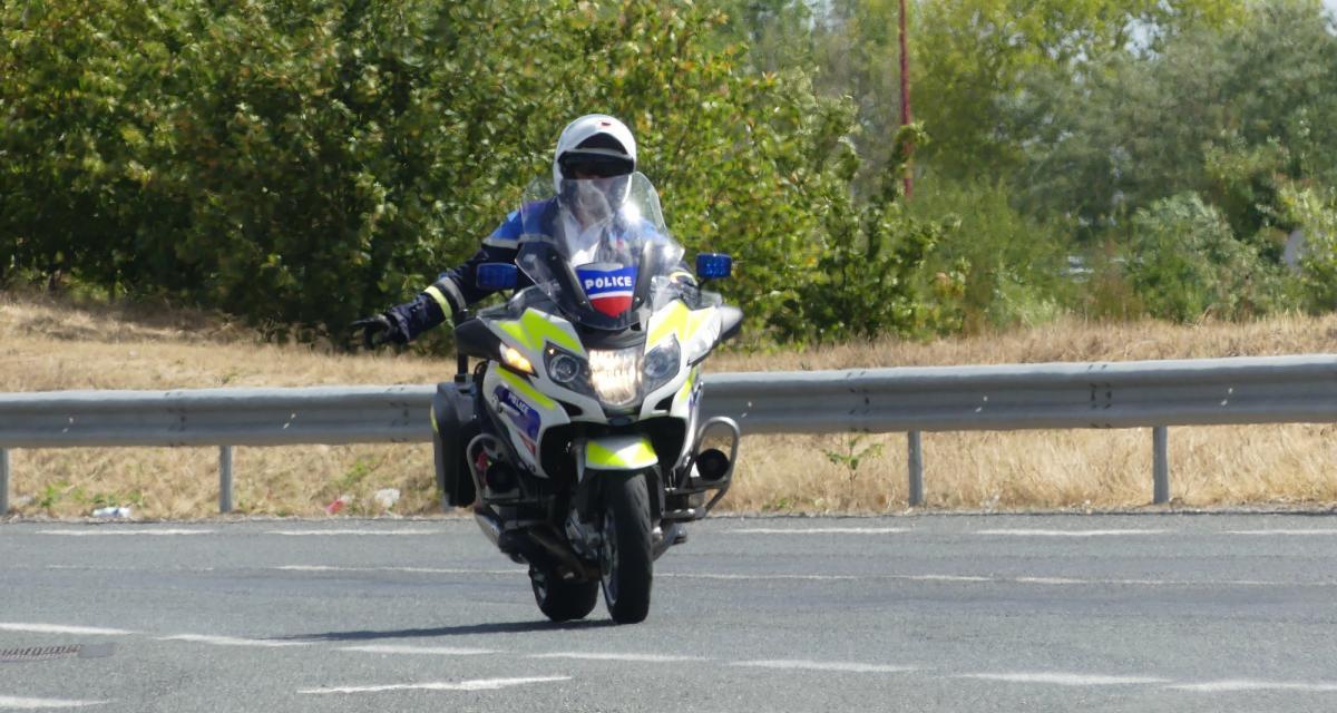 9 excès de vitesse relevés en deux heures : la police de l'Allier s'est régalée