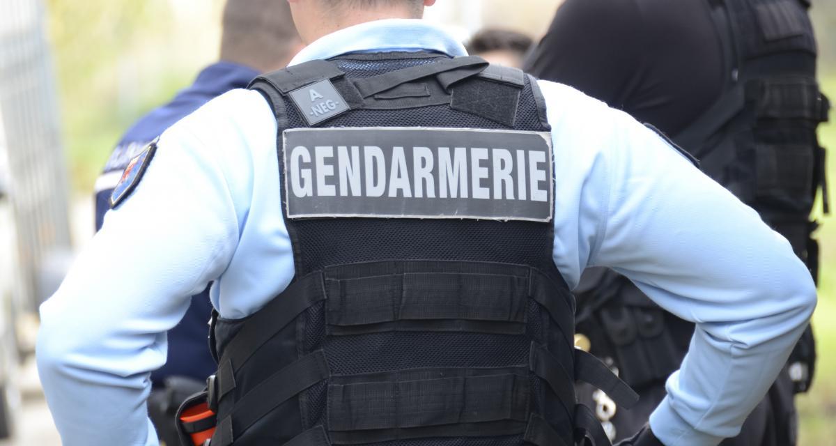 Excès de vitesse, téléphone au volant et un motard à 153 km/h : le dur constat des gendarmes