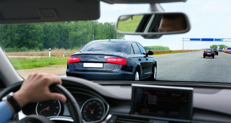Non-respect des distances de sécurité sur l'autoroute : quelle amende risquez-vous ?