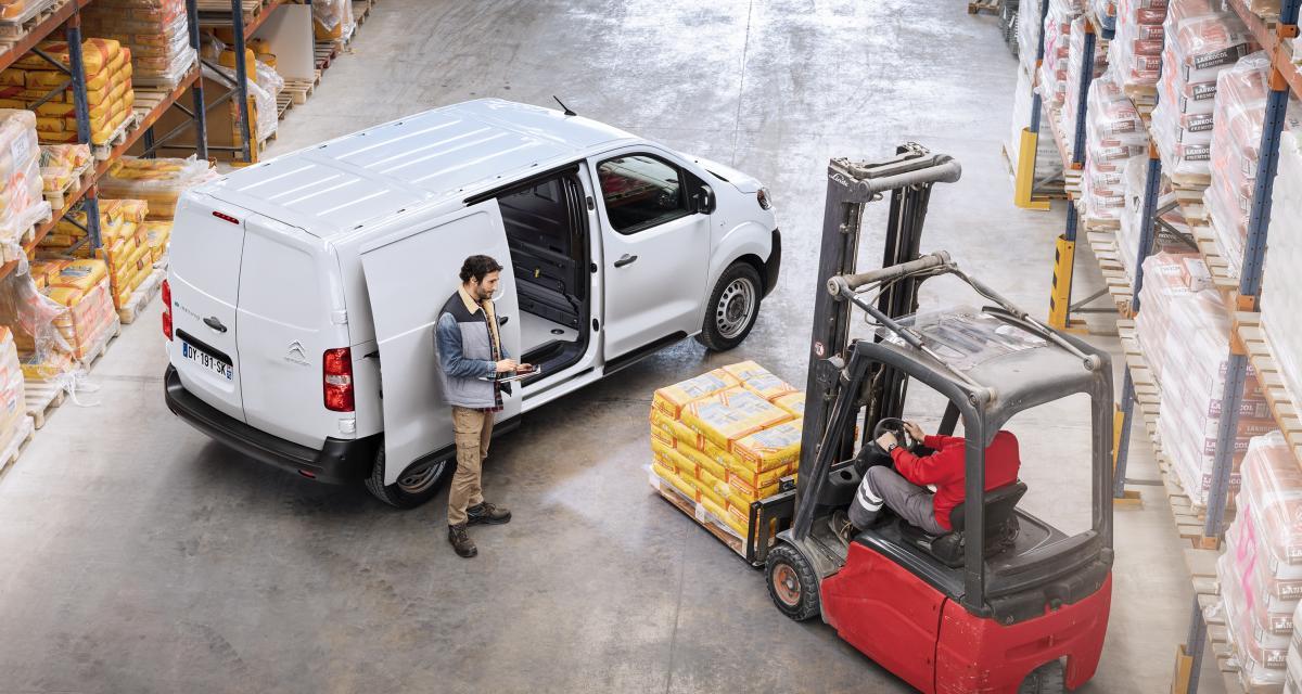 Citroën ë-Jumpy : ouverture des commandes, les prix de l'utilitaire électrique