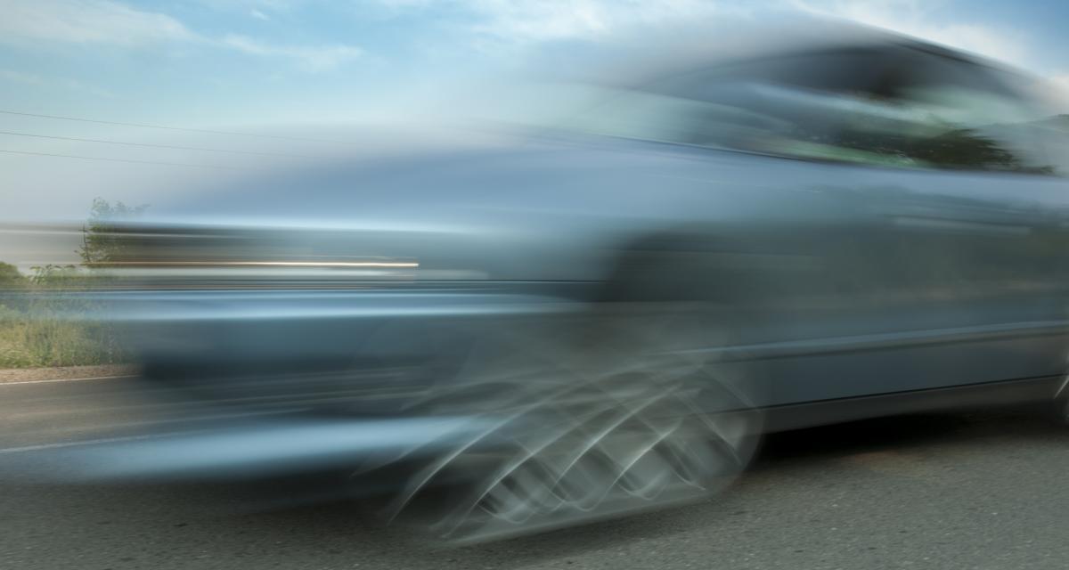 À 190 km sur l'A4, la chauffarde allemande confond autobahn et autoroute française