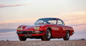 Lamborghini 400 GT 2+2 : une première main de 1967 bientôt aux enchères