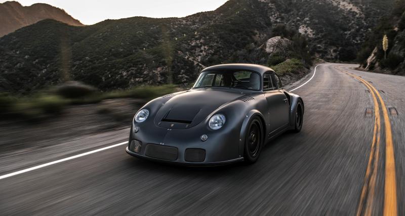 La Porsche 356 RSR Outlaw de Rod Emory bientôt en vente !