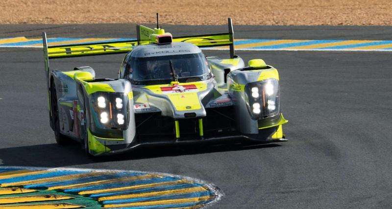 24h du Mans 2020 : l'équipage ByKolles dévoilé