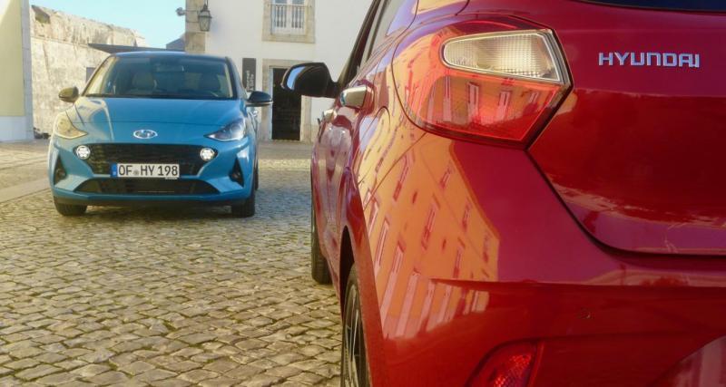 Un mot enfin sur les nouveautés Hyundai actuelles et à venir ?