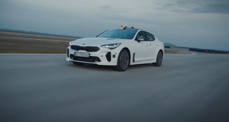 Rimac Driver Coach : la conduite autonome au service de la performance sur circuit