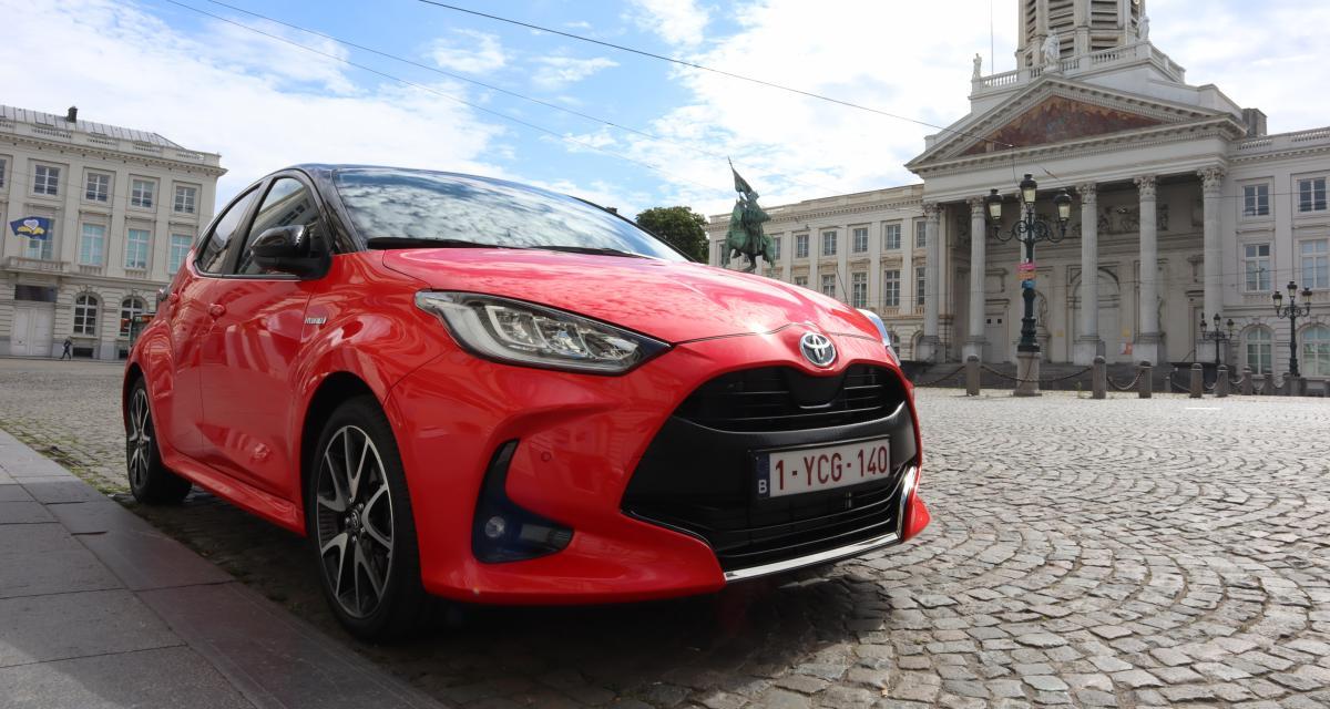 Essai de la Toyota Yaris IV : grosses variations pour la petite japonaise