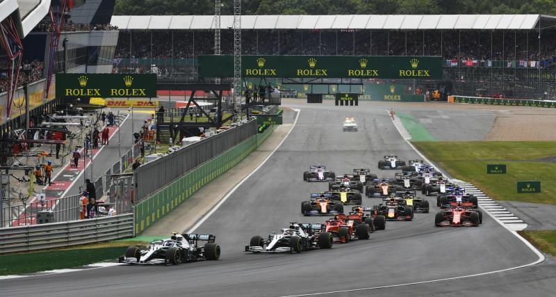 F1 - Grand Prix de Grande-Bretagne : le programme TV du week-end