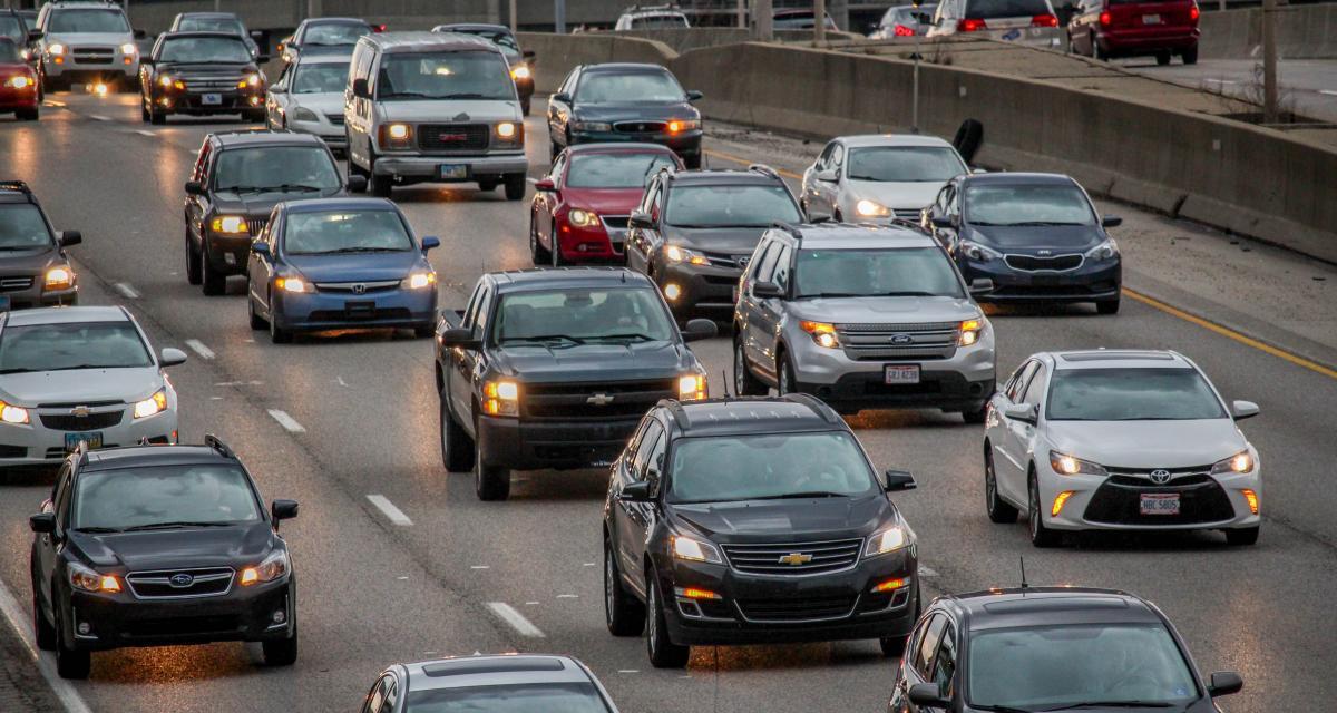 Prévisions de circulation du week-end : un samedi classé Noir sur les routes