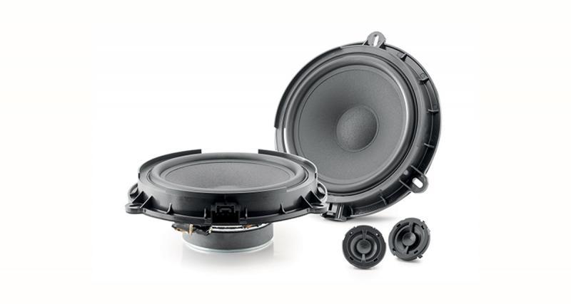 Focal commercialise des haut-parleurs « plug and play » pour les Ford