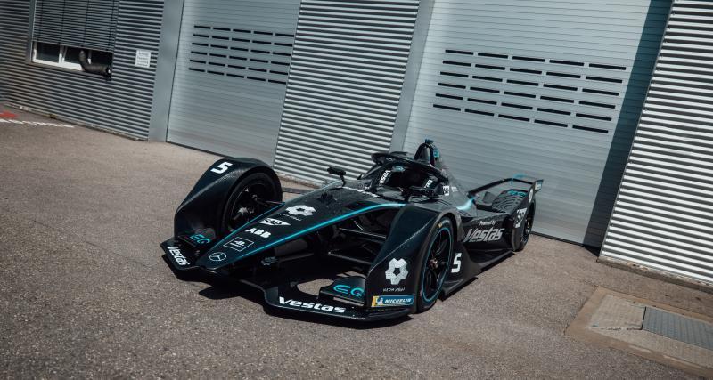 Formule E - Nouvelle livrée noire pour les Mercedes : l'équipe s'oppose au racisme et prône la diversité