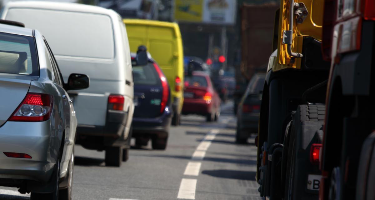 94 excès de vitesse en une heure : la police ne sait plus où donner de la tête