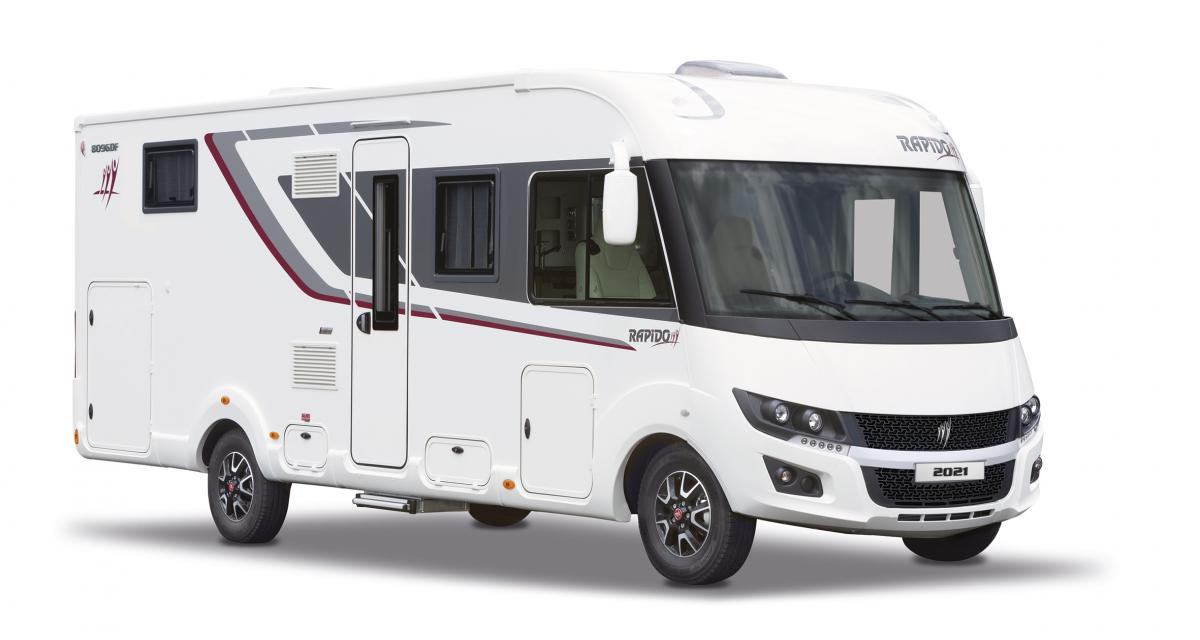 Rapido 8096dF Ultimate Line : la Rolls du camping-car intégral