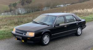 Renault 25 V6 Limousine : la youngtimer ministérielle