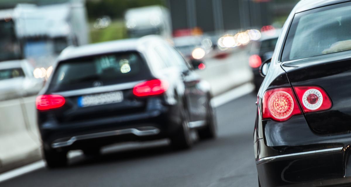 Un chauffard à 231 km/h sur l'autoroute : une fois mais pas deux !