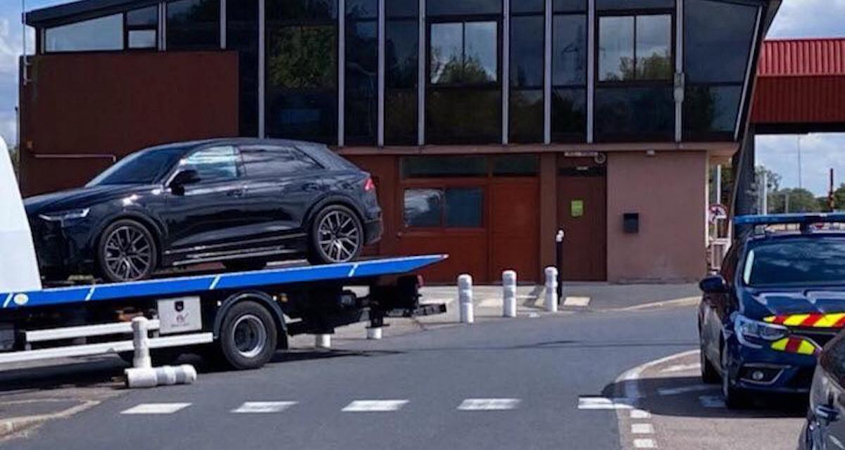Fous du volant : les deux SUV font la course à 180 km/h, la gendarmerie reste imbattable