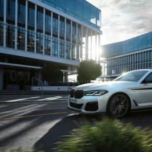 BMW Série 5 (2020) : tuning à gogo avec les nouveaux accessoires M Performance