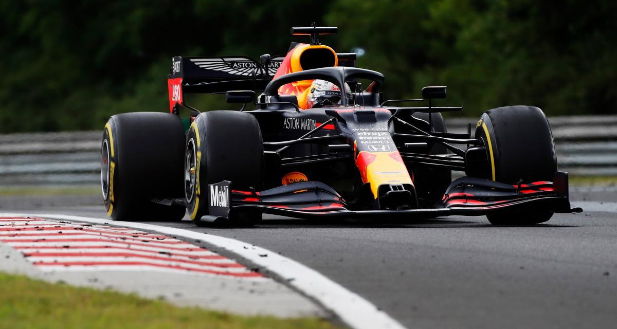 Grand Prix de Grande-Bretagne de F1 - EL1 : les résultats