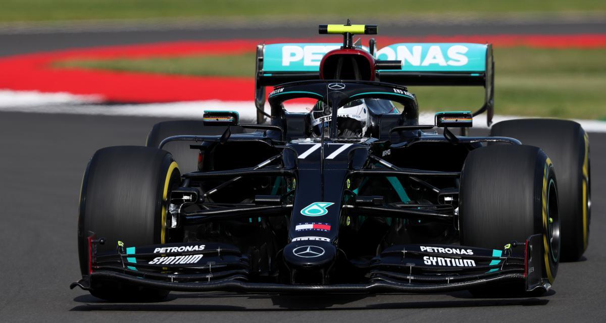 Grand Prix de Grande-Bretagne : la grille de départ